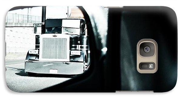 Vehicle Galaxy Case featuring the photograph Road Rage by Aaron Berg