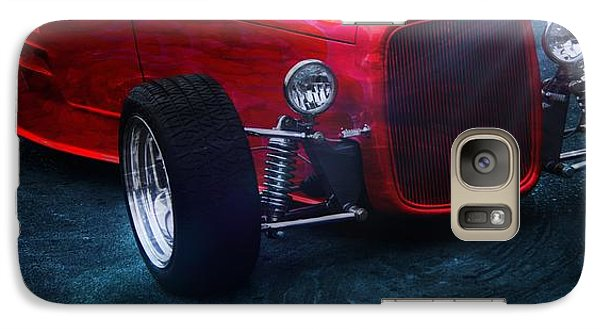 Vehicle Galaxy Case featuring the photograph Road Rod  by Aaron Berg
