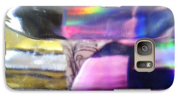 Galaxy Case featuring the photograph Road To Another Dimension by Martin Howard