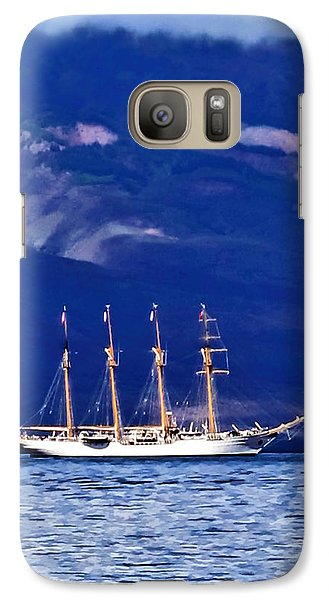Galaxy Case featuring the photograph Road To Lahaina 34 by Dawn Eshelman