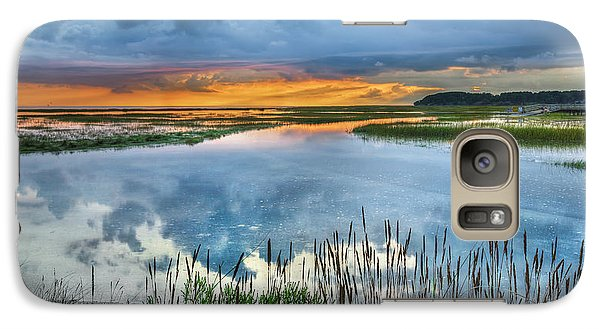 Road To Lieutenant Island Galaxy S7 Case
