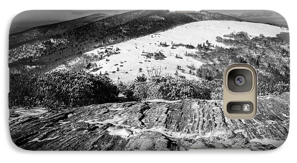 Galaxy Case featuring the photograph Roan Winter by Serge Skiba