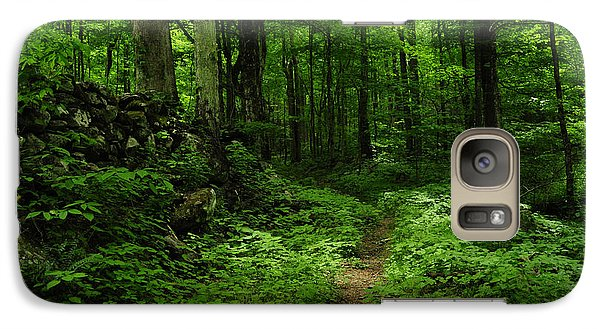 Galaxy Case featuring the photograph Roaring Fork Trail by Debbie Green