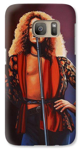 Robert Plant 2 Galaxy S7 Case by Paul Meijering