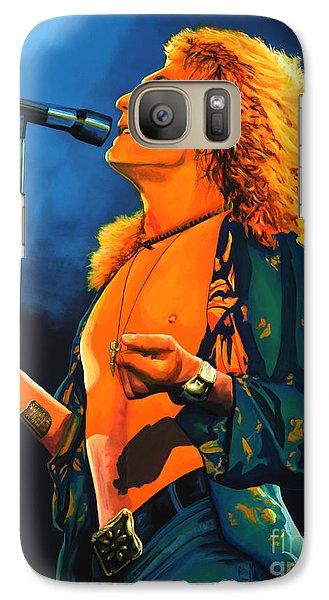 Robert Plant Galaxy S7 Case