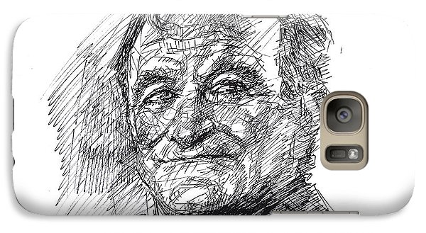 Robin Galaxy S7 Case - Robin Williams by Ylli Haruni