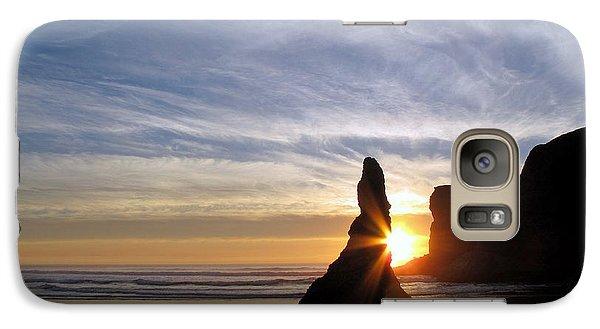 Galaxy Case featuring the photograph Rock Stars by Suzy Piatt