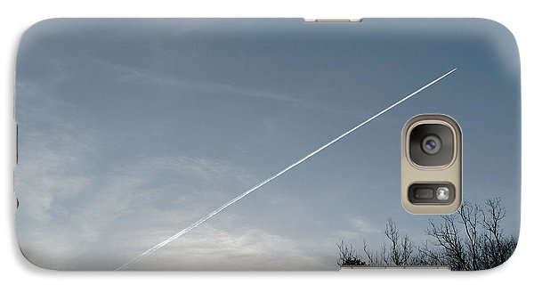 Galaxy Case featuring the photograph Rocket To The Stars by Michael Krek