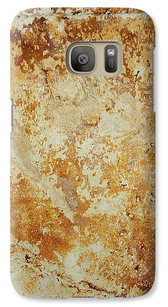 Galaxy Case featuring the photograph Rockscape 4 by Linda Bailey