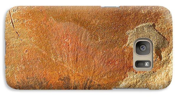 Galaxy Case featuring the photograph Rockscape 6 by Linda Bailey