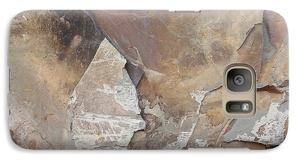 Galaxy Case featuring the photograph Rocky Edges by Jason Williamson