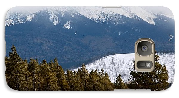 Galaxy Case featuring the photograph Rocky Mountain High by Bob Pardue