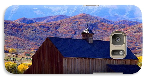 Galaxy Case featuring the photograph Rocky Mountain Retreat by Jackie Carpenter