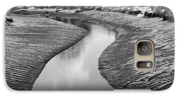 Galaxy Case featuring the digital art Roman River Bend by David Davies