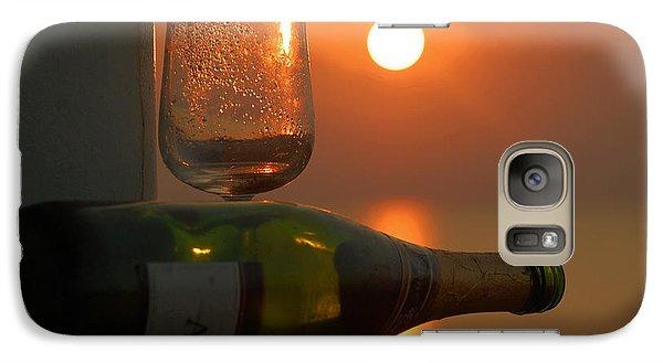 Galaxy Case featuring the photograph Romance by Leticia Latocki
