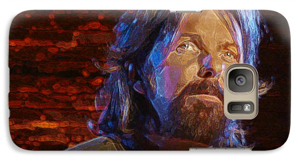 Galaxy Case featuring the photograph Ronnie Dunn by Don Olea