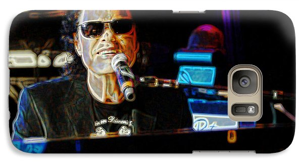 Galaxy Case featuring the photograph Ronnie Milsap by Don Olea