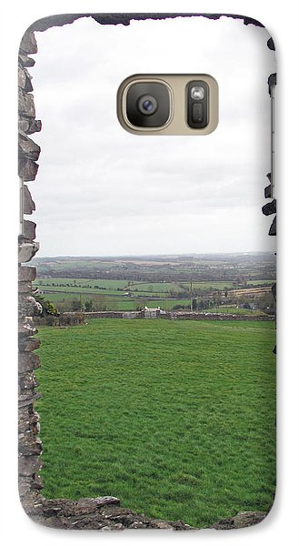 Galaxy Case featuring the photograph Room With A View by Kathleen Scanlan