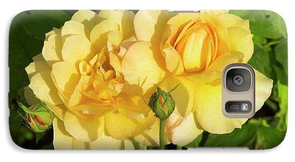 Rosa 'pegasus' Galaxy S7 Case by Adrian Thomas
