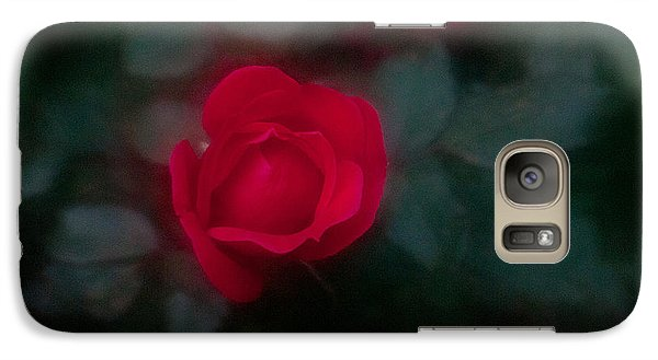 Galaxy Case featuring the photograph Rose 1 by Travis Burgess