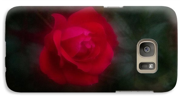 Galaxy Case featuring the photograph Rose 2 by Travis Burgess