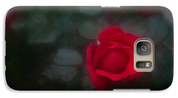 Galaxy Case featuring the photograph Rose 4 by Travis Burgess