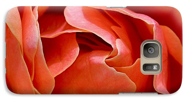 Rose Abstract Galaxy S7 Case