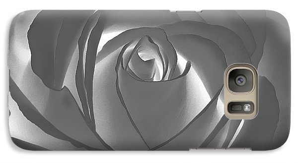 Galaxy Case featuring the photograph Rose by Geraldine DeBoer