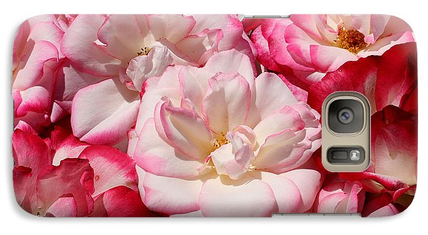 Galaxy Case featuring the photograph Rose River by Jeanette French