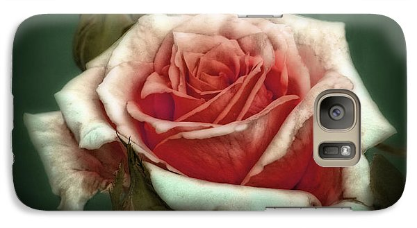 Galaxy Case featuring the photograph Rose20122 by Marjorie Imbeau