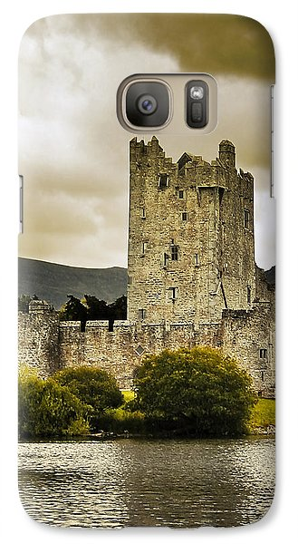 Galaxy Case featuring the photograph Ross Castle Killarney by Jane McIlroy