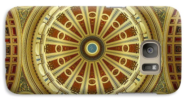 Galaxy Case featuring the photograph Rotunda by Joseph Skompski