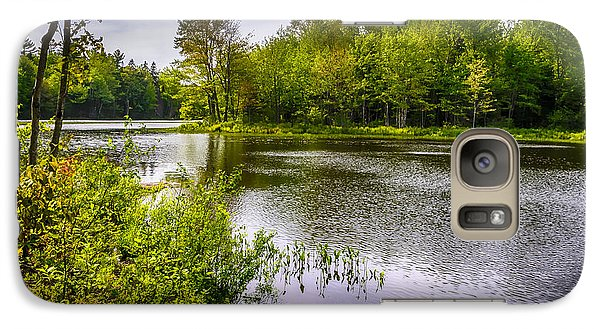 Galaxy S7 Case featuring the photograph Round The Bend 35 by Mark Myhaver