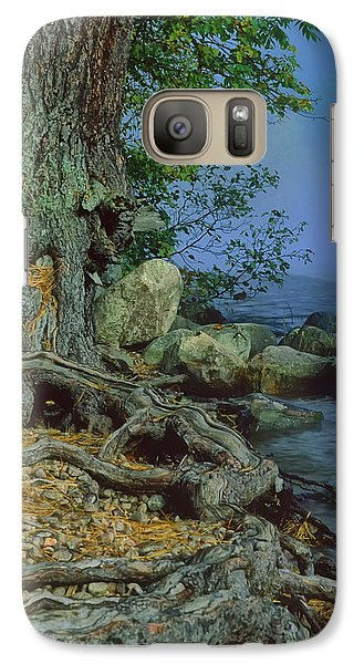 Galaxy Case featuring the photograph Route Of The Voyageurs by Gary Hall
