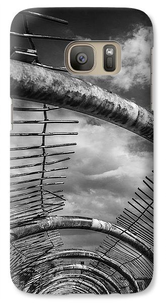 Galaxy Case featuring the photograph Route To Freedom by Arkady Kunysz
