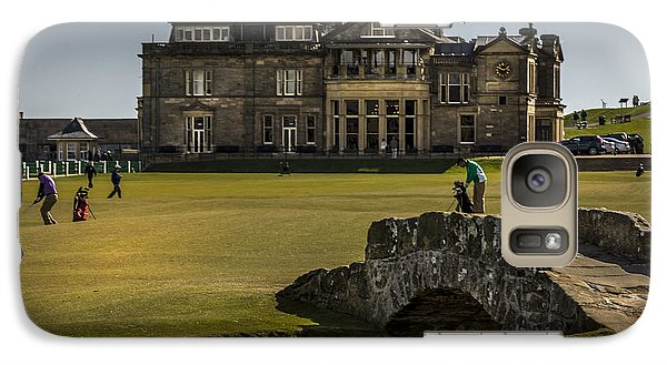 Wall Pictures Royal And Ancient Golf Club Galaxy S7 Case