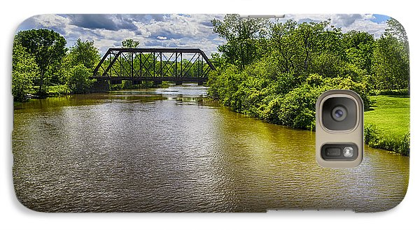 Galaxy S7 Case featuring the photograph Royal River by Mark Myhaver