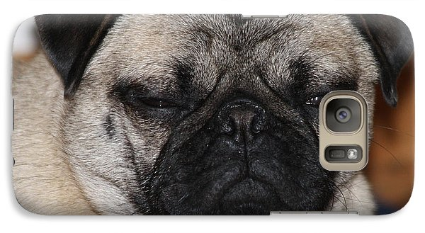 Galaxy Case featuring the photograph Ruff Night by John Telfer