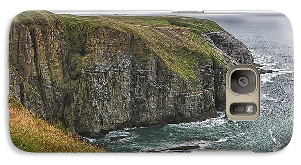 Galaxy Case featuring the photograph Rugged Landscape by Eunice Gibb