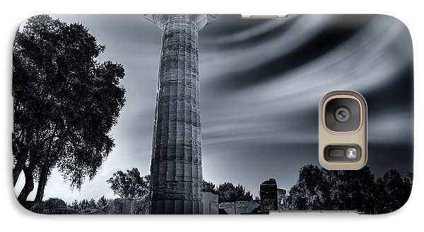 Galaxy Case featuring the photograph Ruins Of Zeus's Temple At Olympia by Micah Goff