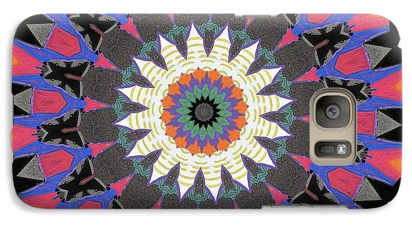 Galaxy Case featuring the photograph Rumba by I'ina Van Lawick