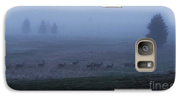 Running In The Mist Galaxy S7 Case