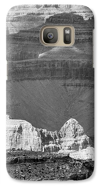 Galaxy Case featuring the photograph Running Man by George Mount