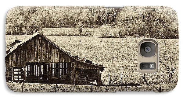 Galaxy Case featuring the photograph Rural Dreams by Greg Jackson