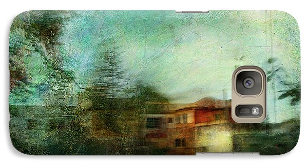 Galaxy Case featuring the photograph Ruralscape #13. Hope by Alfredo Gonzalez