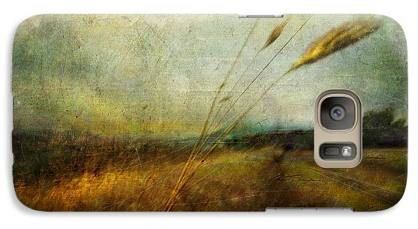 Galaxy Case featuring the photograph Ruralscape #19. The Victory Of Silence by Alfredo Gonzalez