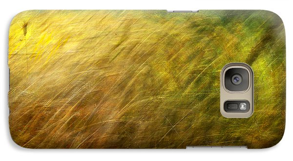 Galaxy Case featuring the photograph Ruralscape #8. Field And Wind by Alfredo Gonzalez