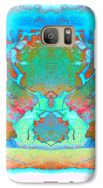 Galaxy Case featuring the photograph Rust Never Sleeps by Karen Newell