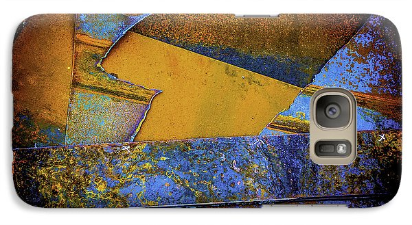 Galaxy Case featuring the photograph Rust Number 1 by Craig Perry-Ollila