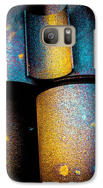 Galaxy Case featuring the photograph Rust Number 3 by Craig Perry-Ollila